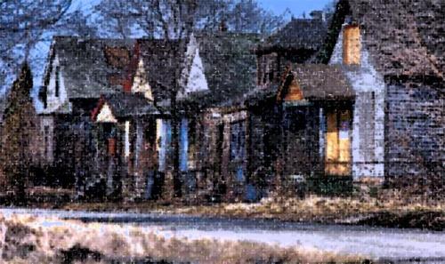 lonely neighborhood